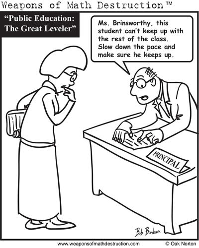Education, the Great Leveler